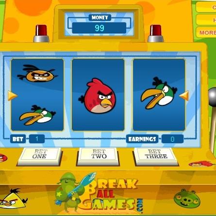 Злые птицы игровой автомат