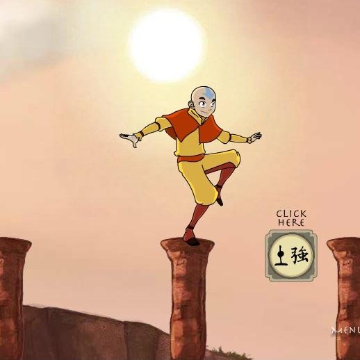 Аватар удержи равновесие