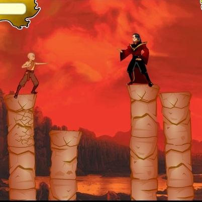 Аватар восстание Короля Феникса