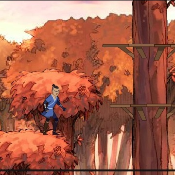 Аватар приключения на деревьях
