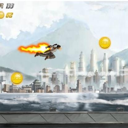 Аватар Корра спасение города