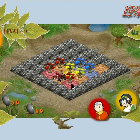 Аватар спасти сад