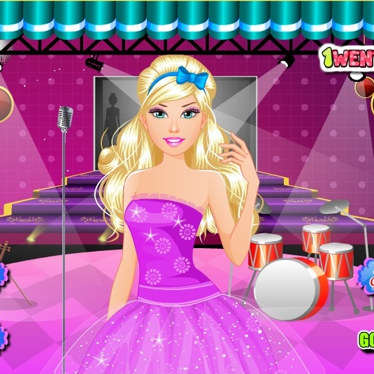 Красавица Барби