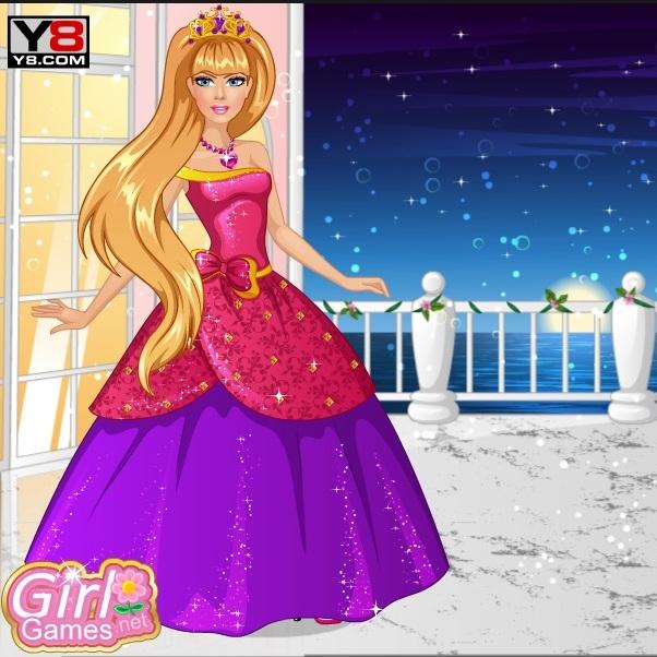 Барби принцесса