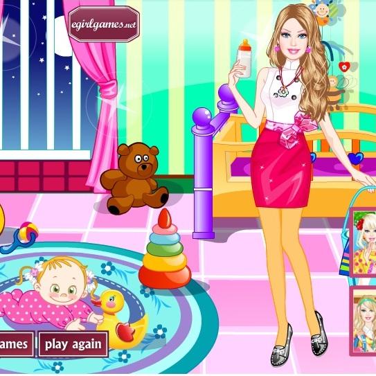 Игры для девочек мила