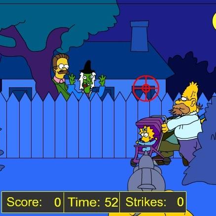 Мардж Симпсон полицейская - Симпсоны