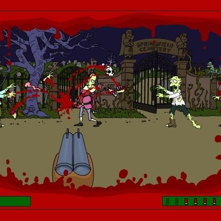 Убей Симпсонов зомби