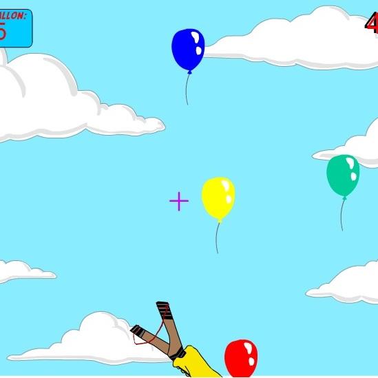 Симпсоны стрельба из рогатки по шарикам