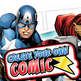 Создать свой собственный комикс