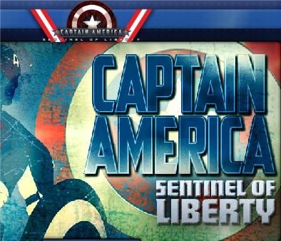Капитан Америка: Спасает Землю