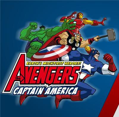 Капитан Америка и Мстители