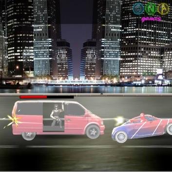 Человек-паук автомобильная погоня - Человек-паук
