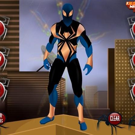 Переодень Человека-паука