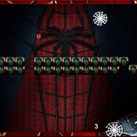 Человек-паук линии