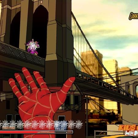 Стрелок паутиной Человек-паук