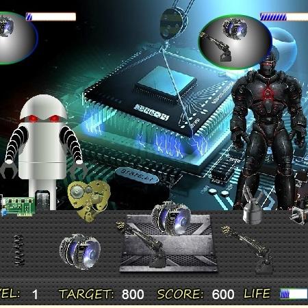 Магазин для Роботов - Роботы