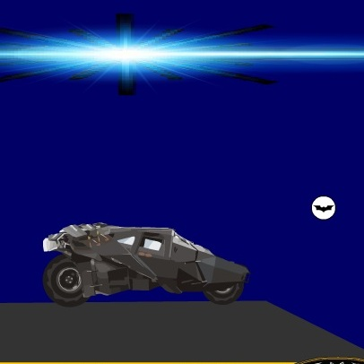Ночная гонка Бэтмена