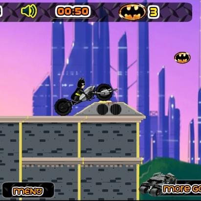 Бэтмен гонщик - Бэтмен