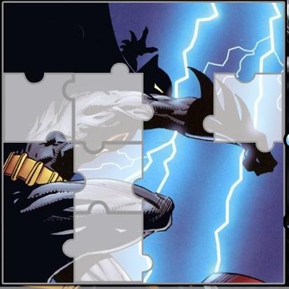 Пазлы Бэтмен
