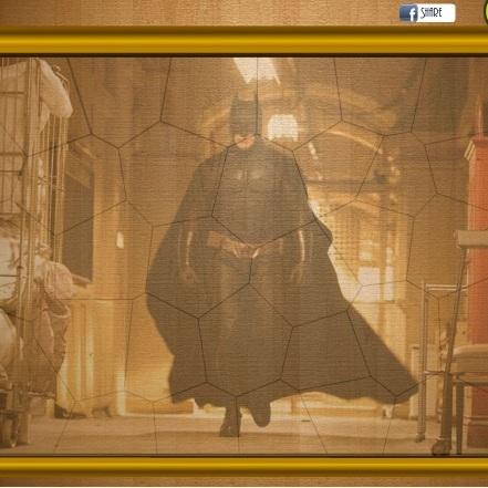 Сложи по плиткам Бэтмена