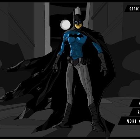 Супер костюм Бэтмена