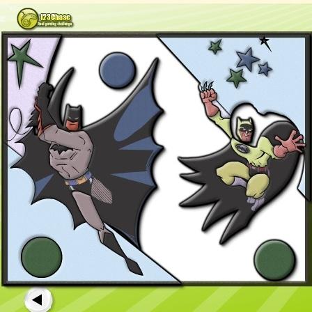 Бэтмен головоломка