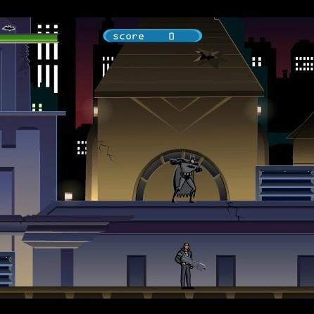Бэтмен загадка Бэтвумен - Бэтмен