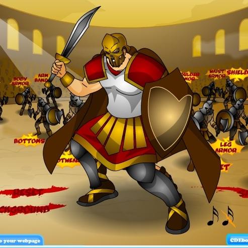 Новый образ Гладиатора