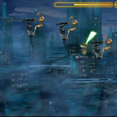 Звёздные Войны магистер Йода - Звёздные Войны