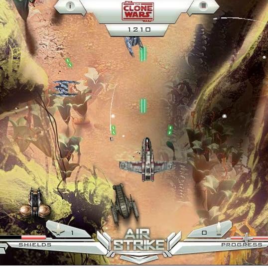 Звёздные Войны воздушный бой - Звёздные Войны