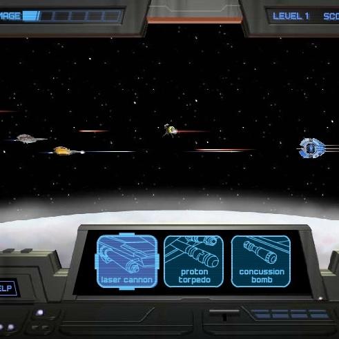 Звёздные Войны защита Старфайтера - Звёздные Войны