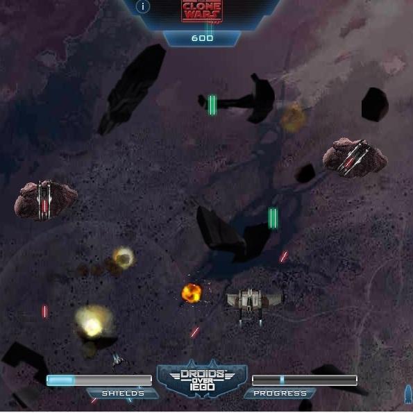 Звёздные Войны уничтожь дроидов