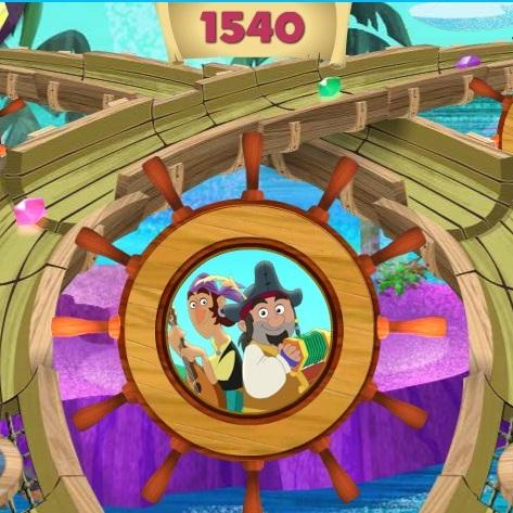 Пираты собирают музыкальные инструменты