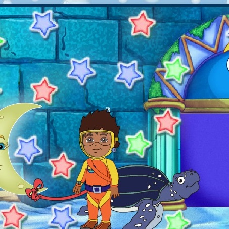 Диего подводные приключения