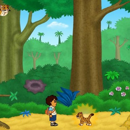 Диего день рождение ягуара
