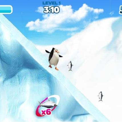 Пингвины Мадагаскара возвращение героев