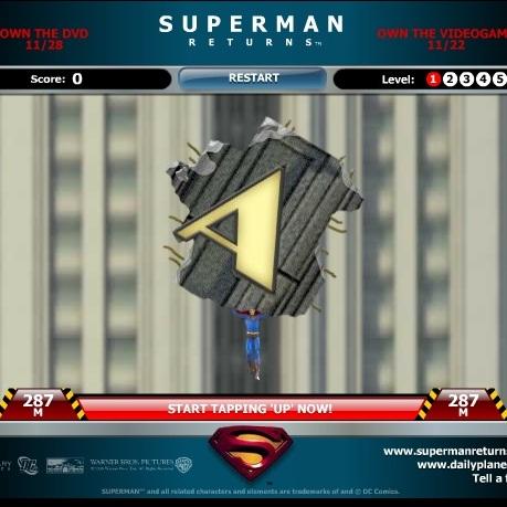 СуперМен спаситель Метрополиса