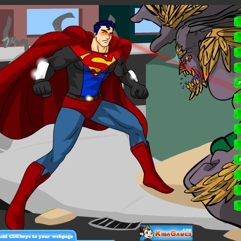 Новый образ СуперМена