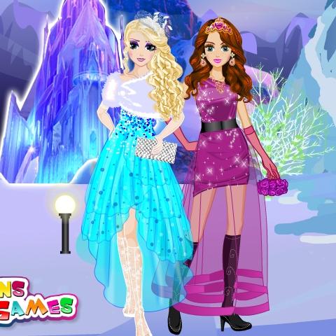 Холодное Сердце прекрасные принцессы
