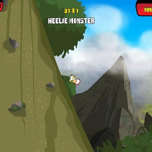 Кик Бутовски бег с горы