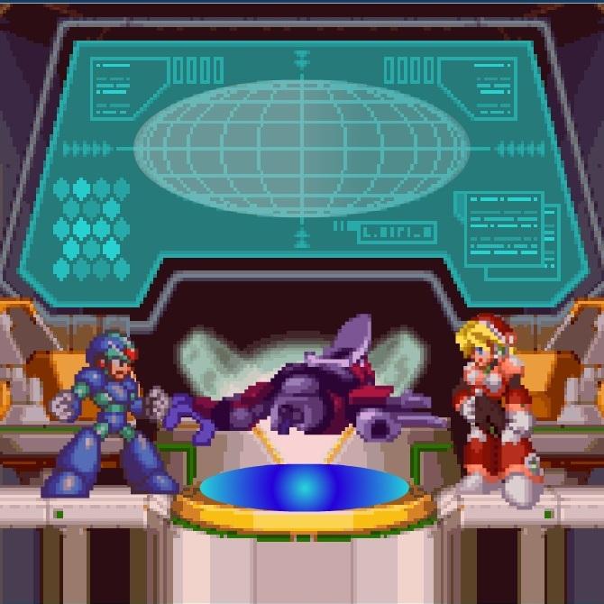 Миссия 2 Мегамена