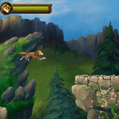 Альфа и Омега быстрые волки