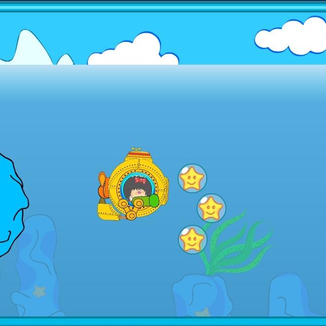 Лёлик и Барбарики подводное путешествие Бони