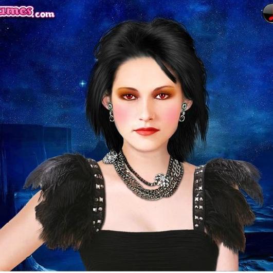 Сумерки макияж Кристен Стюарт