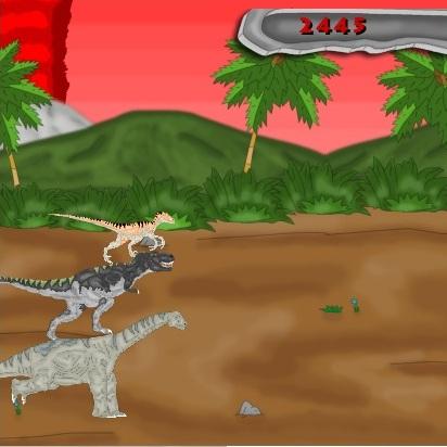 Бега Динозавров