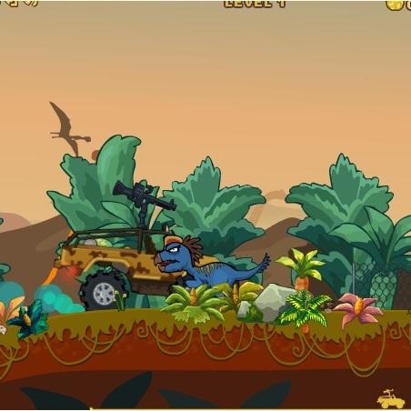 Перевозка яиц Динозавров - Динозавры