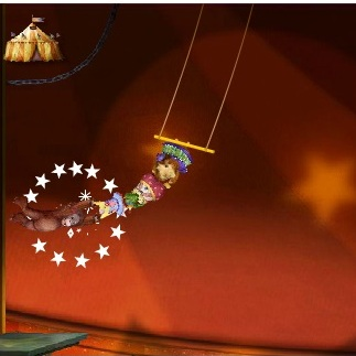 Чудо зверята в цирке