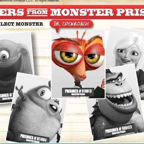 Монстры против Пришельцев вести из тюрьмы