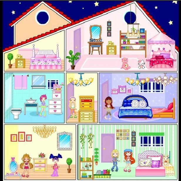 Дом для Винкс