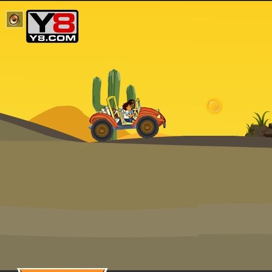 Диего гонка в пустыне